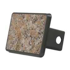 Pink Granite Hitch Cover