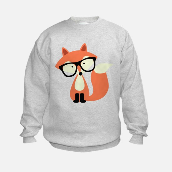 Hipster Red Fox Jumpers