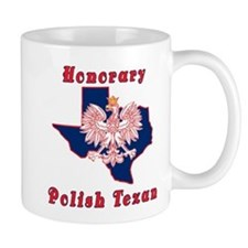 Honorary Polish Texan Mug