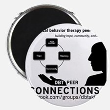DBT Peer Connections Magnet