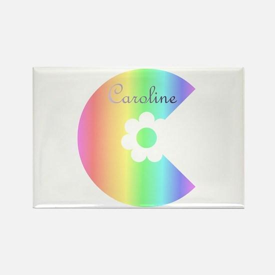 Caroline Rectangle Magnet