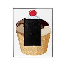 Ice Cream Sundae Picture Frame