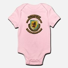 DUI - 134th Military Intelligence Bn w Text Onesie