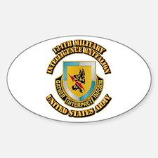 DUI - 134th Military Intelligence Bn w Text Sticke
