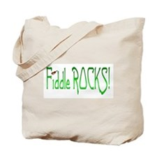 Fiddle Rocks II Tote Bag