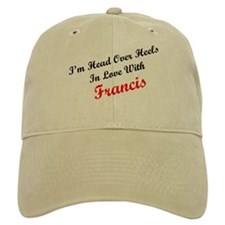 In Love with Francis Baseball Cap