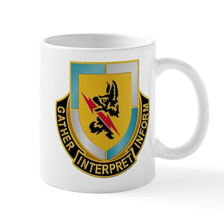 DUI - 134th Military Intelligence Bn Mug