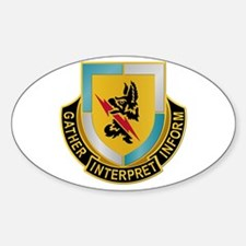 DUI - 134th Military Intelligence Bn Decal