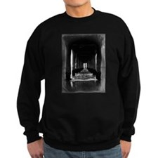 Manhattan beach pier PNG Sweatshirt