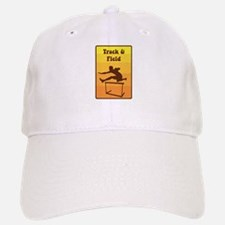 Track and Field Baseball Baseball Baseball Cap