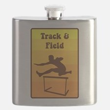 Track and Field Flask