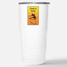 Track and Field Travel Mug