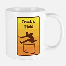 Track and Field Mugs