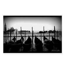 Venice with signature Postcards (Package of 8)