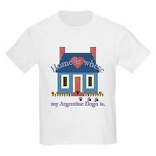 Argentine Dogo Kids T-Shirt