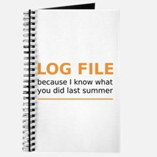 LogFILE Journal