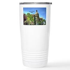 Edmonton, Alberta, Canada Travel Mug