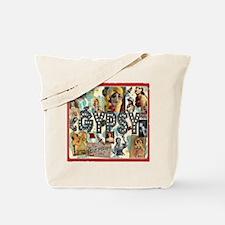 Gypsy Jubilee Tote Bag