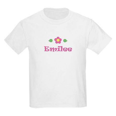 "Pink Daisy - ""Emilee"" Kids T-Shirt"