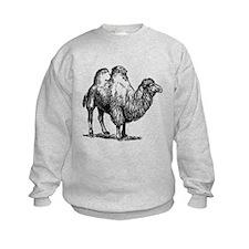Camel Sketch Sweatshirt