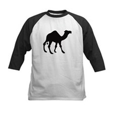Camel Silhouette Baseball Jersey