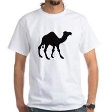 Camel Silhouette T-Shirt