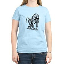 Baboon Sketch T-Shirt
