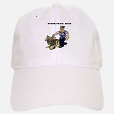 Police K9 Unit Baseball Baseball Cap