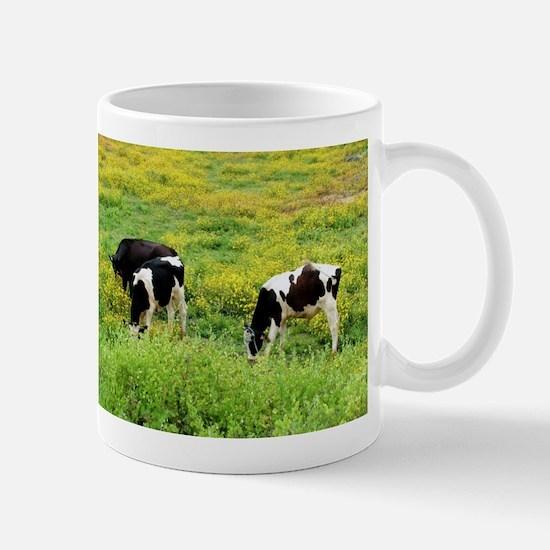 Small herd of cows Mugs
