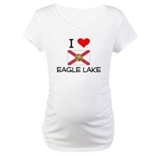 I Love EAGLE LAKE Florida Shirt