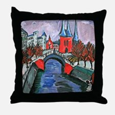 Cute Elisabeth Throw Pillow