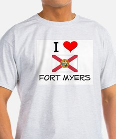 I Love FORT MYERS Florida T-Shirt