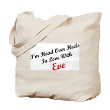 In Love with Eve Tote Bag
