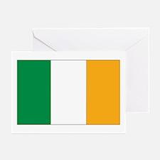 Ireland Flag Greeting Cards (Pk of 10)