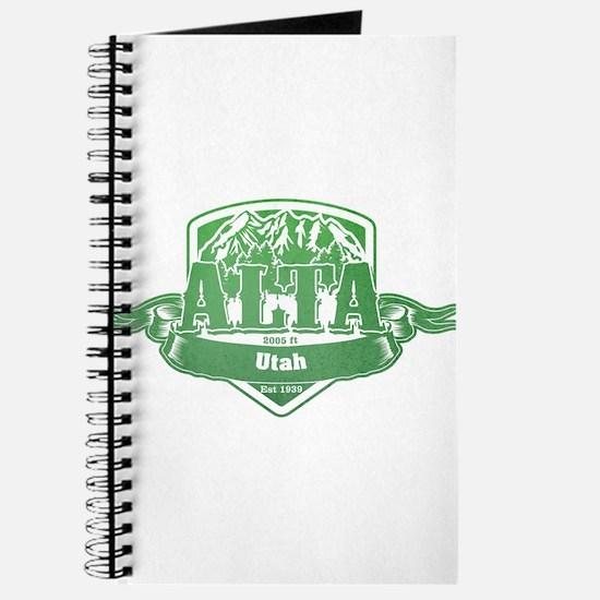 Alta Utah Ski Resort 3 Journal