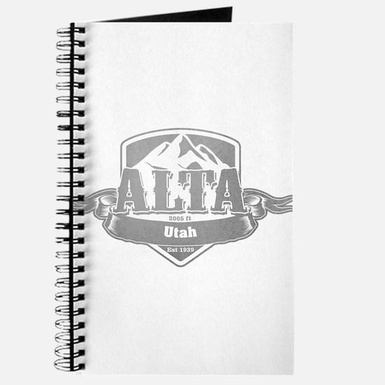 Alta Utah Ski Resort 5 Journal