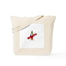 Missing Gnome Tote Bag