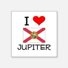 I Love JUPITER Florida Sticker