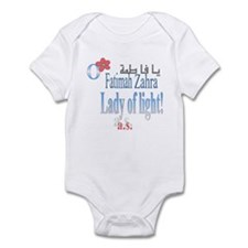 Lady of Light Infant Bodysuit