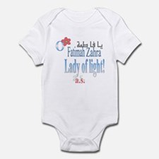 Lady of Light Infant Bodysuit