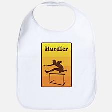 Hurdler Bib