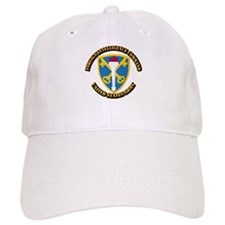 SSI - Foreign Intelligence Command with text Baseball Cap