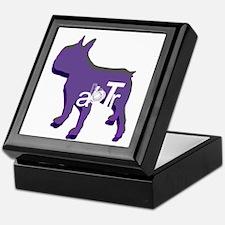 ABTR (purple) Keepsake Box
