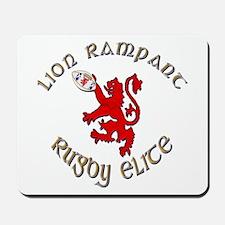 Scottish lion rugby elite Mousepad