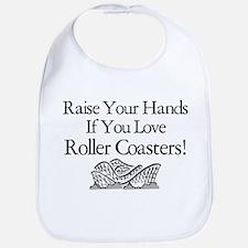 Roller Coaster Bib