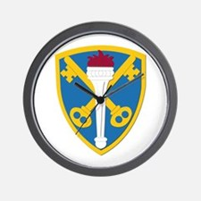 SSI - Foreign Intelligence Command Wall Clock