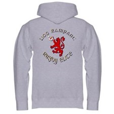 Scottish lion rugby elite Jumper Hoody