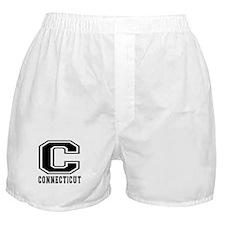 Connecticut State Designs Boxer Shorts