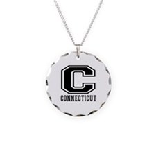 Connecticut State Designs Necklace