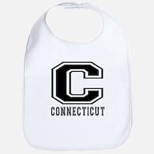 Connecticut State Designs Bib